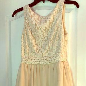 Semi/Homecoming Dress